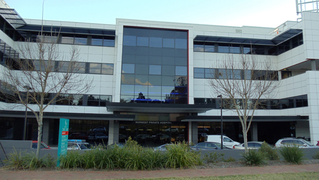 Norwest Private Hospital Bella Vista NSW